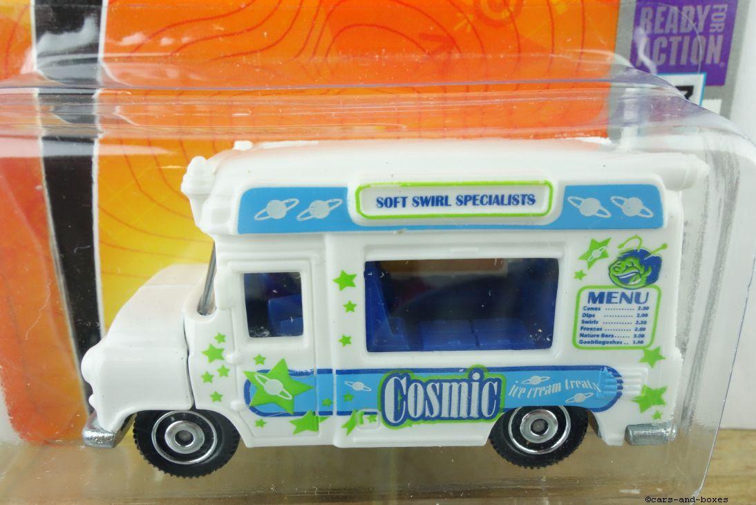 Ice Cream Van - 15941
