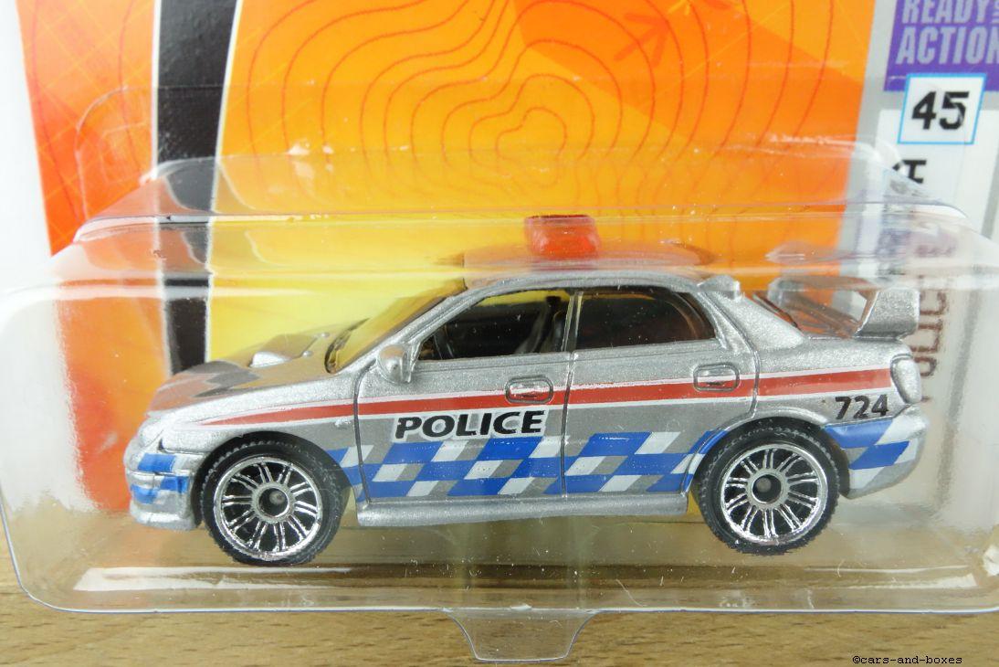 Subaru Impreza Police - 15942
