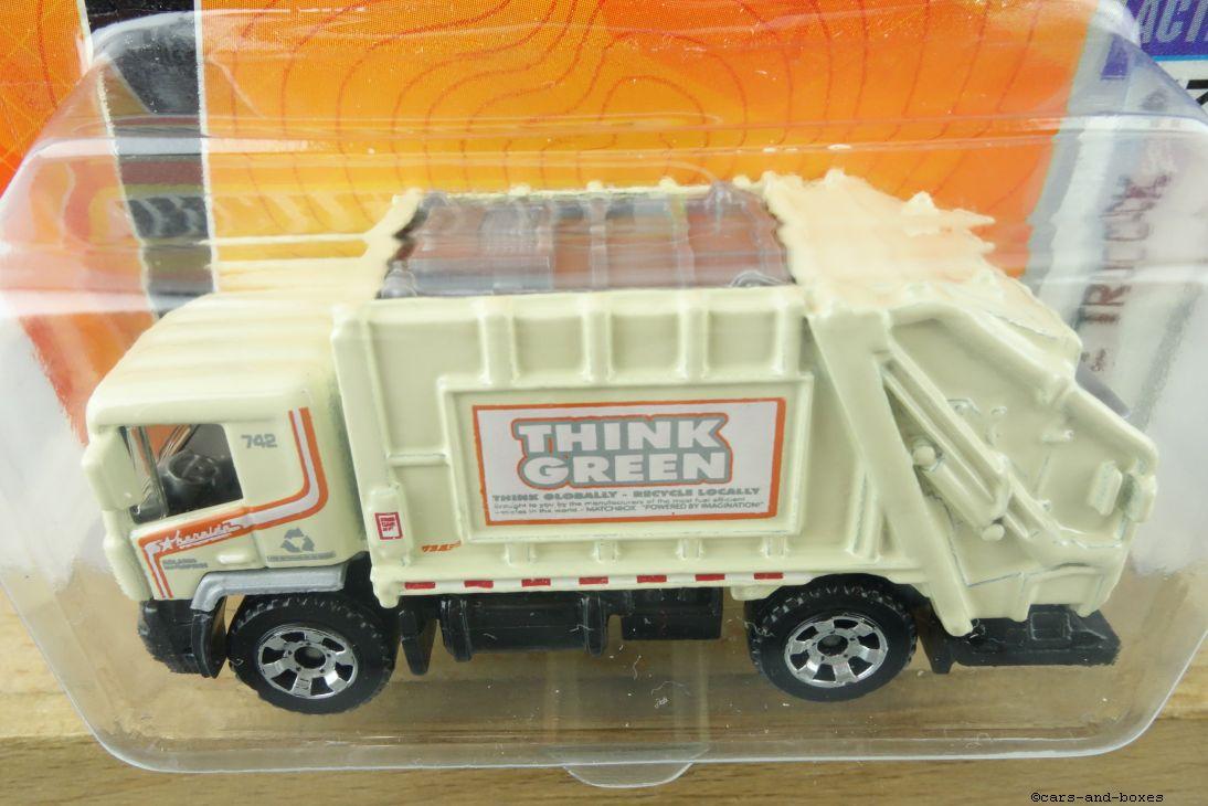 Trash King / Garbage Truck - 15946