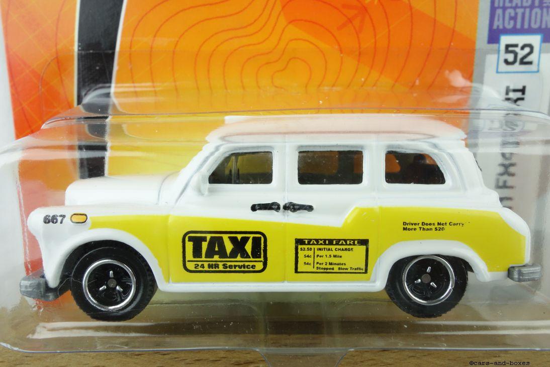 Austin FX4 London Taxi - 15954
