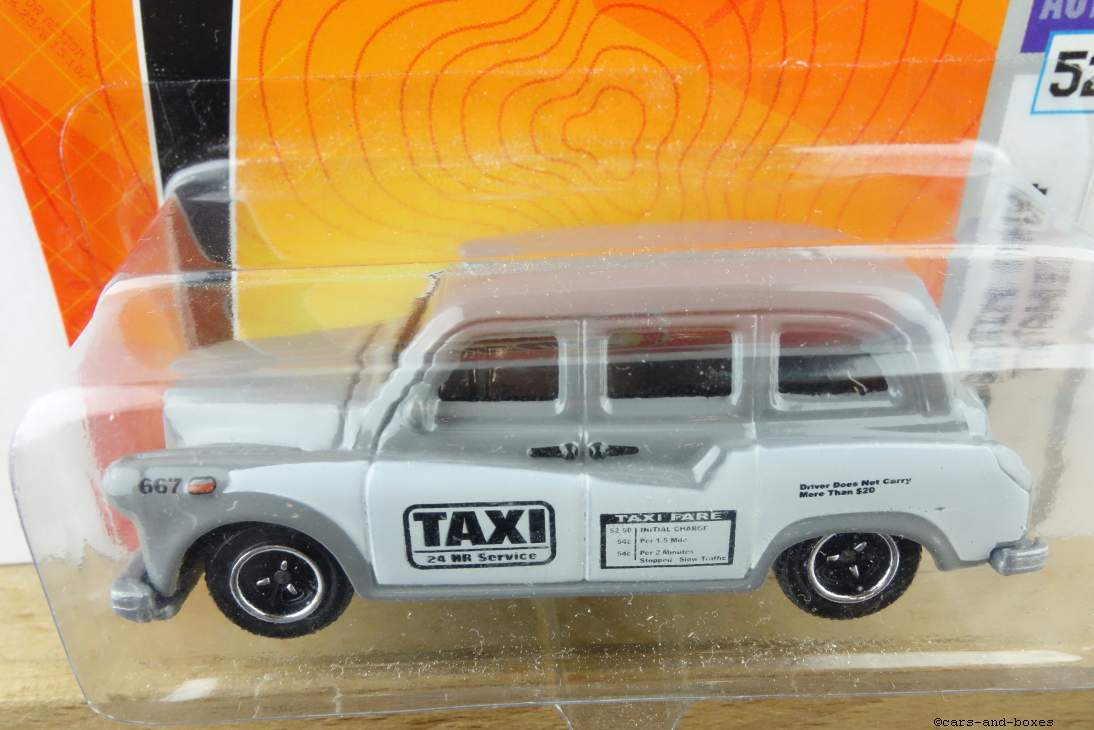 Austin FX4 London Taxi - 16020