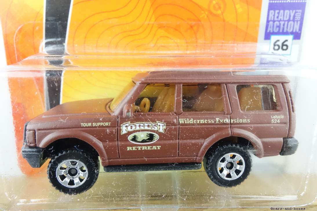 Land Rover Discovery - 16055