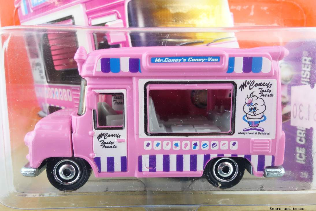 Ice Cream Van - 16130
