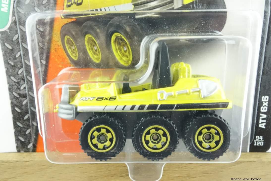 ATV 6x6 - 16162