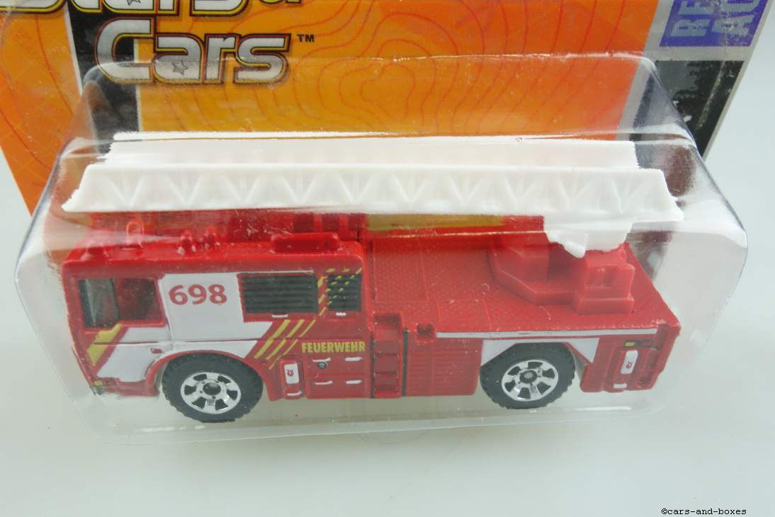 Flame Tamer Fire Engine - 16176