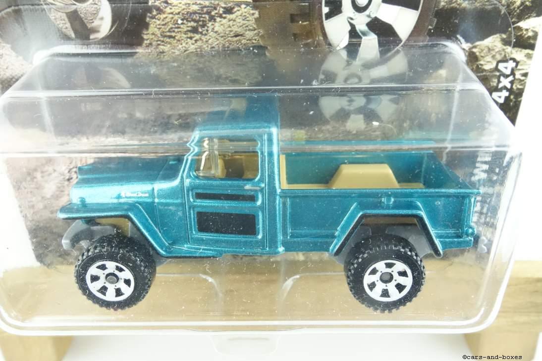 Jeep Willys 4x4 Pickup - 16200