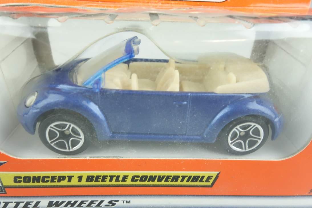 Volkswagen VW Concept 1 Beetle Convertible - 16213