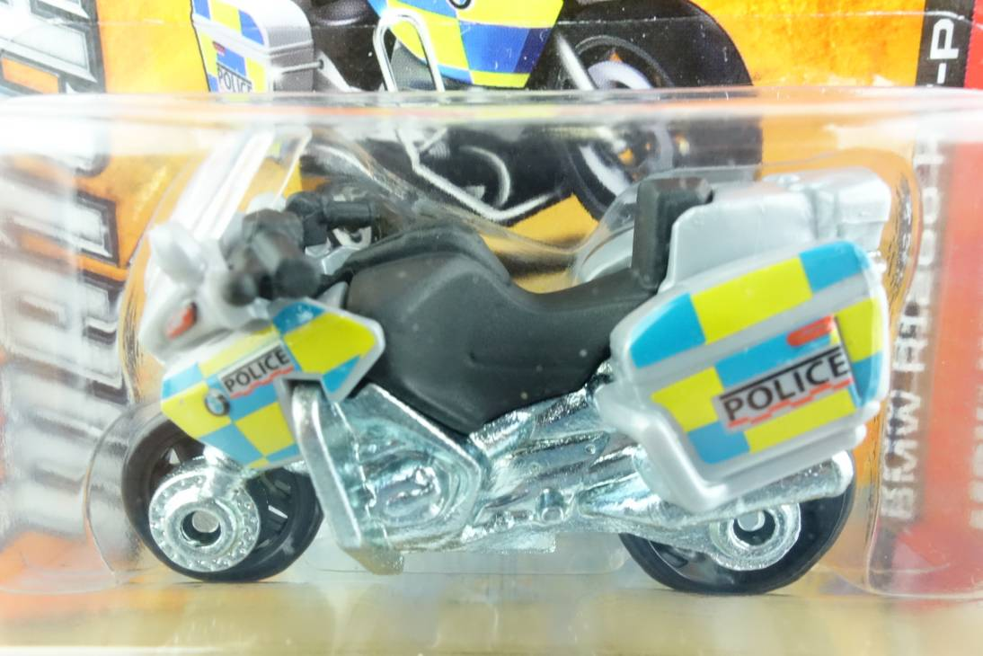 BMW R1200 RT-P Police Motorcycle - 16310