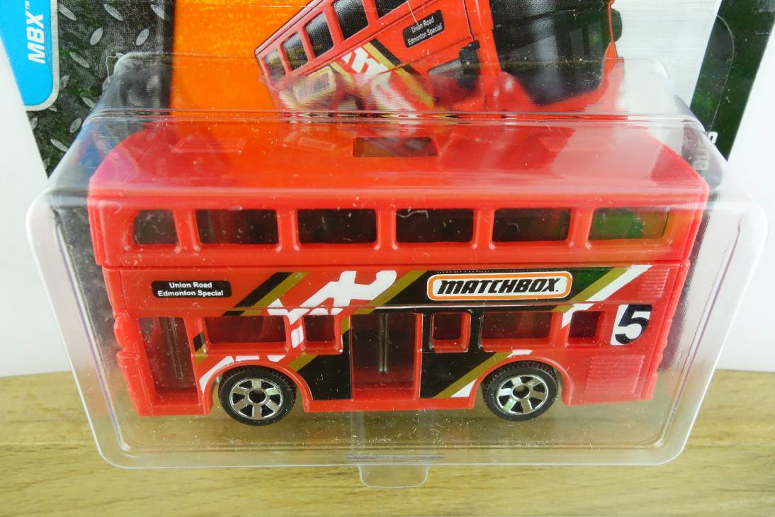 Two-Story London Bus - 16378