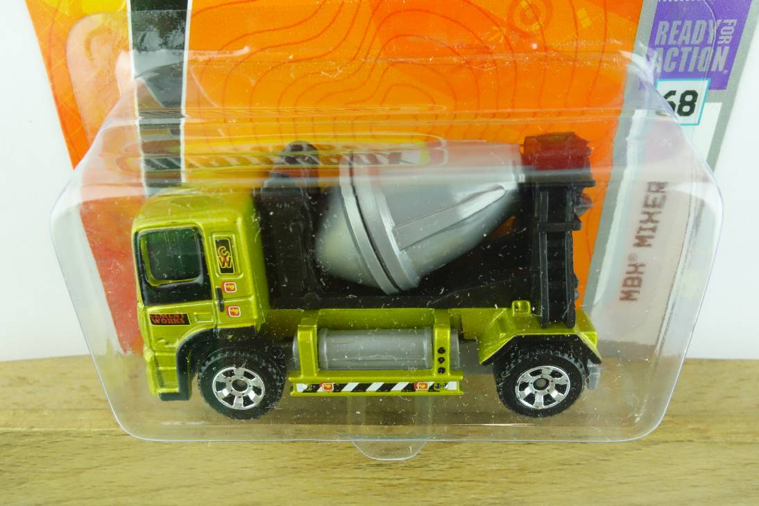 MBX Cement Mixer - 16431