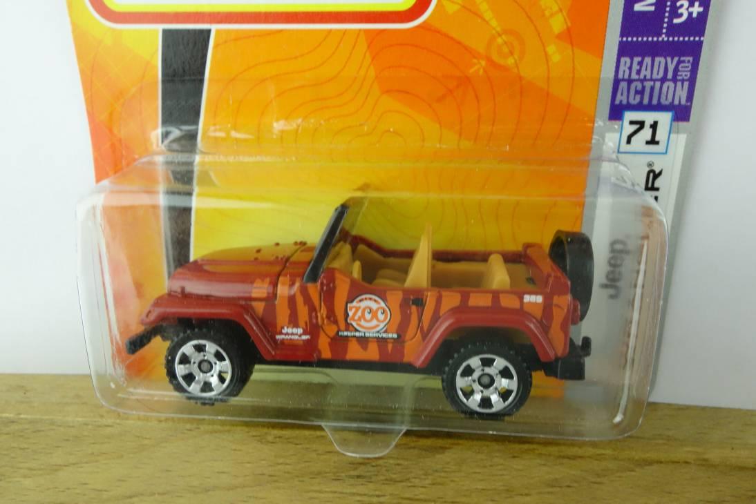 Jeep Wrangler - 16597