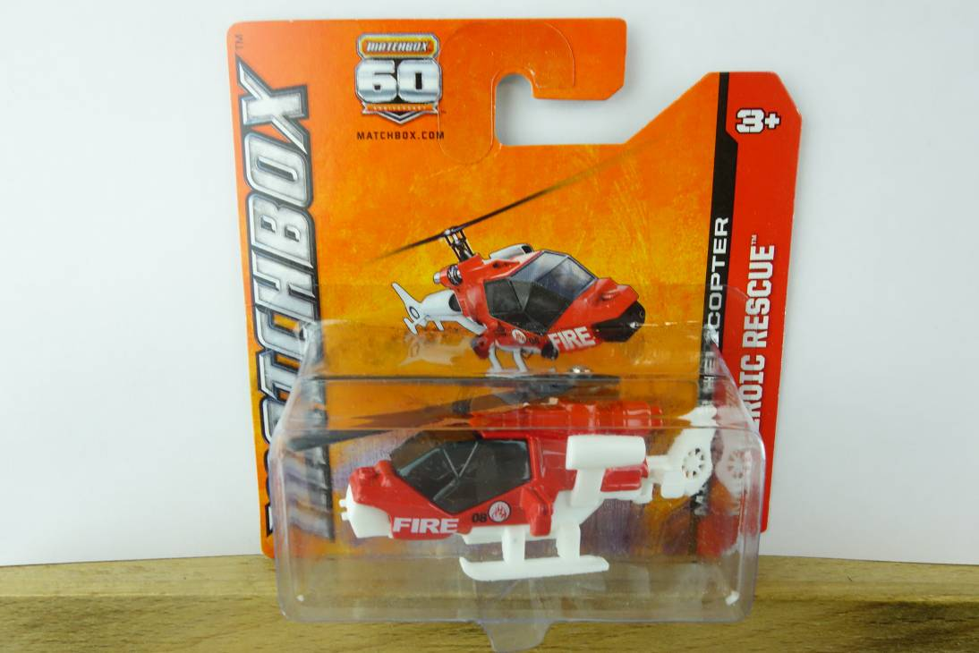 Mission Helicopter/Chopper - 16683