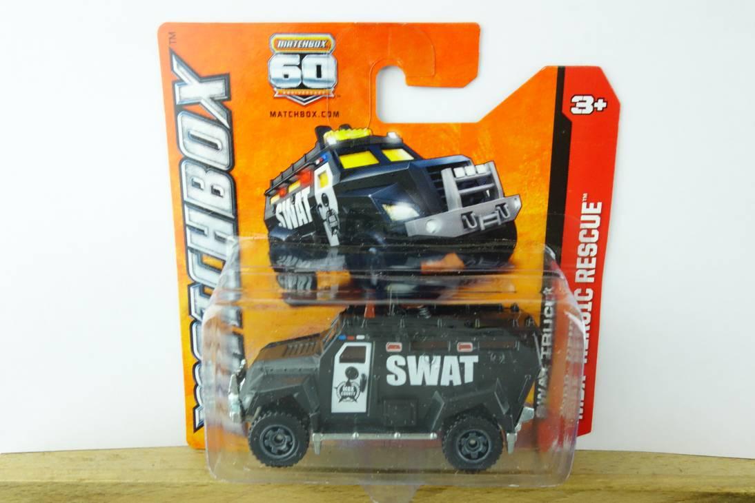 S.W.A.T. Truck - 16687