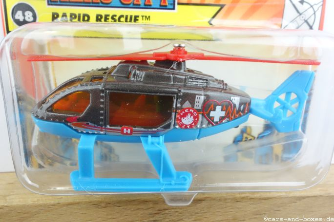Rescue Helicopter Hero City - 16853