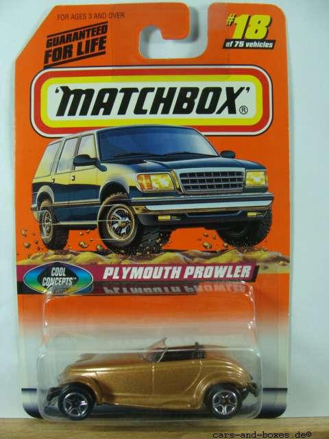Chrysler Plymouth Prowler - 17044