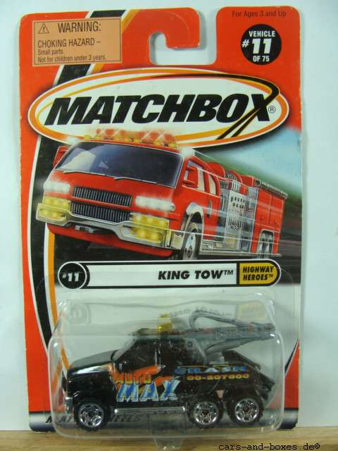 King Tow Wreck Truck - 17049
