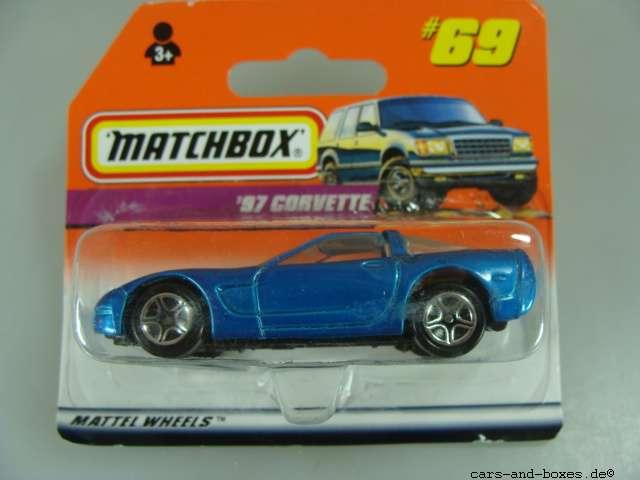 1997 Corvette - 17093