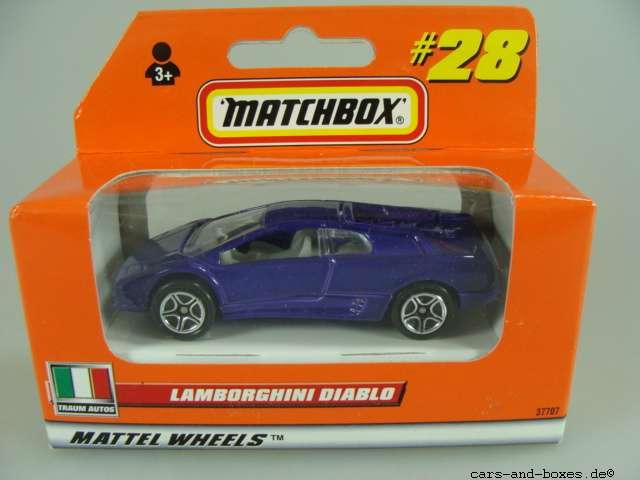 Lamborghini Diablo - 17101