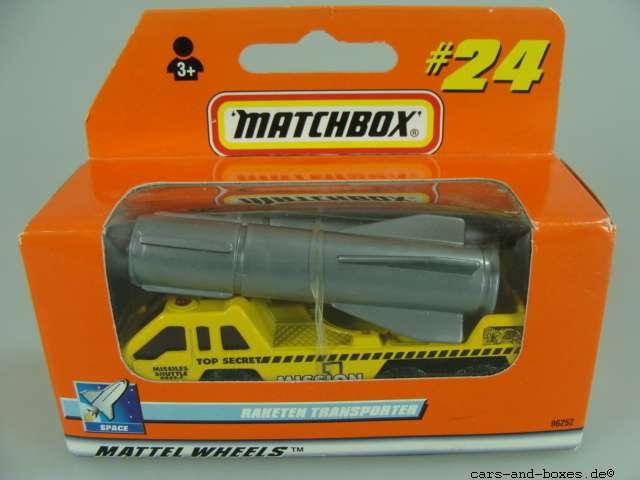 Rocket Transporter - 17163