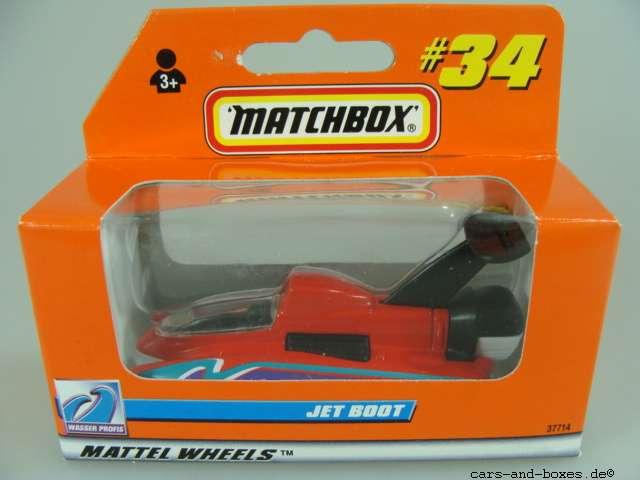 Jet Boot - 17193