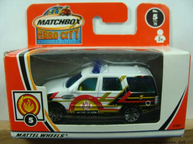 Ford Expedition Fire Chief - 17217