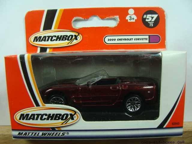 Chevrolet Corvette 2000 - 17257