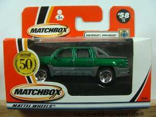 Chevrolet Avalanche - 17259