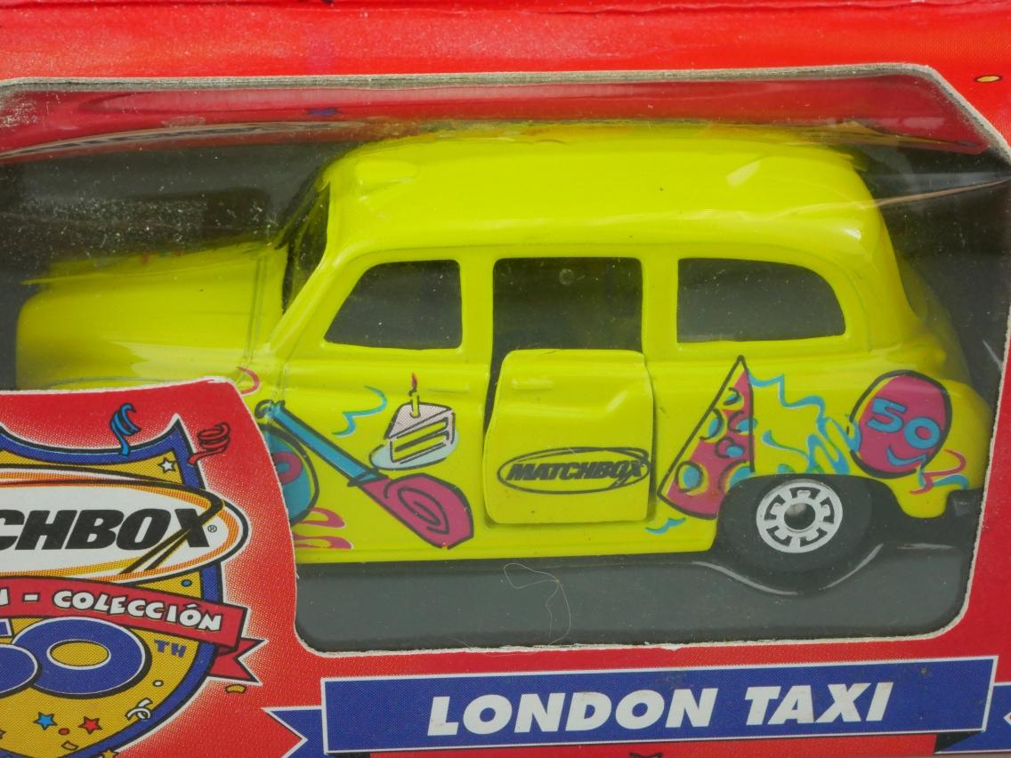 #2 London Taxi - 17266