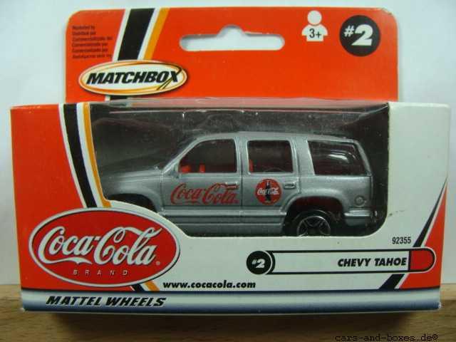1997 Chevy Tahoe Coca-Cola - 17268