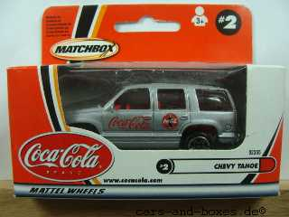 '97 Chevy Tahoe Coca-Cola - 17268
