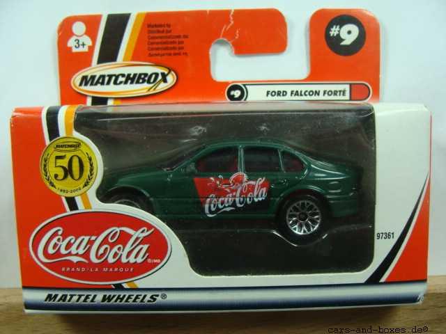 Ford Falcon Forté Coca-Cola - 17276