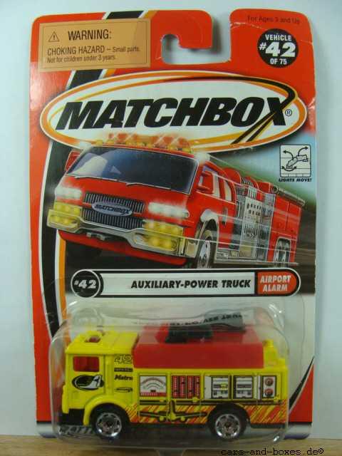 Mack Auxiliary Power Truck - 17286