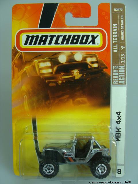 MBX 4x4 - 17406