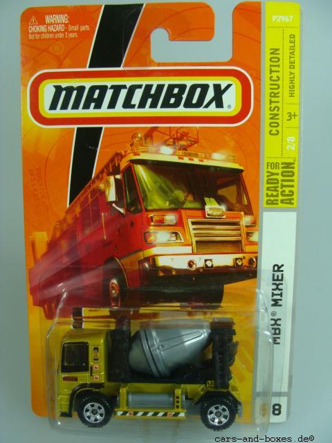 MBX Cement Mixer - 17423