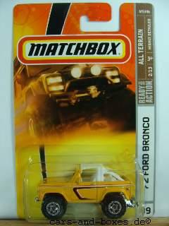 Ford Bronco 4x4 1972 - 17495