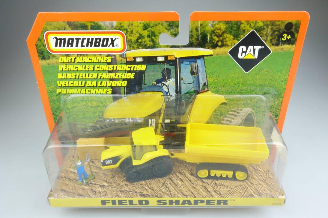 Caterpillar Set Field Shaper - 17593