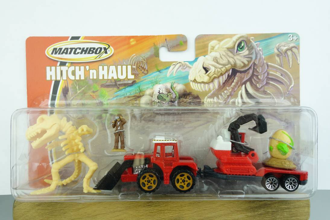 Hitch'n Haul Dino Pit - 17607