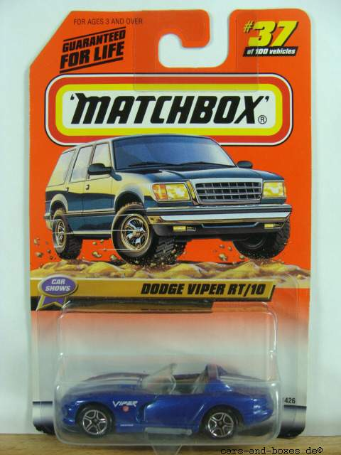 Dodge Viper RT/10 - 17722
