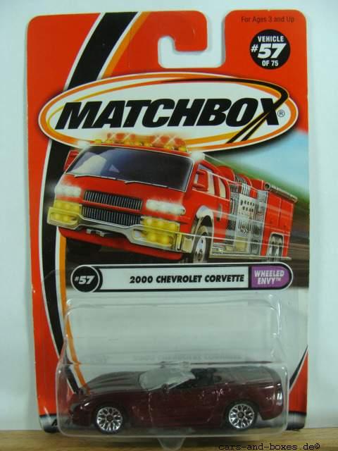Chevrolet Corvette 2000 - 17790