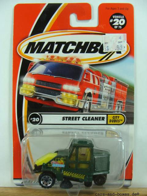 Street Cleaner - 17828