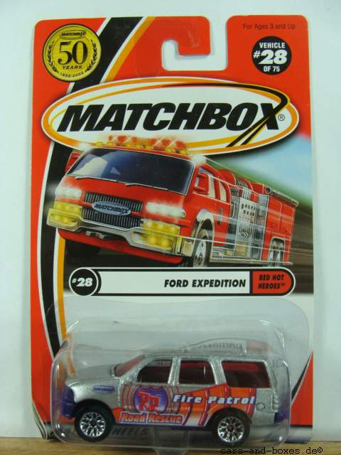 Ford Expedition Fire Patrol - 17951