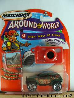#02 Great Wall of China - 4x4 Buggy - 18012