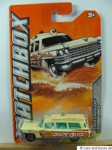 1963 Cadillac Ambulance - 18131