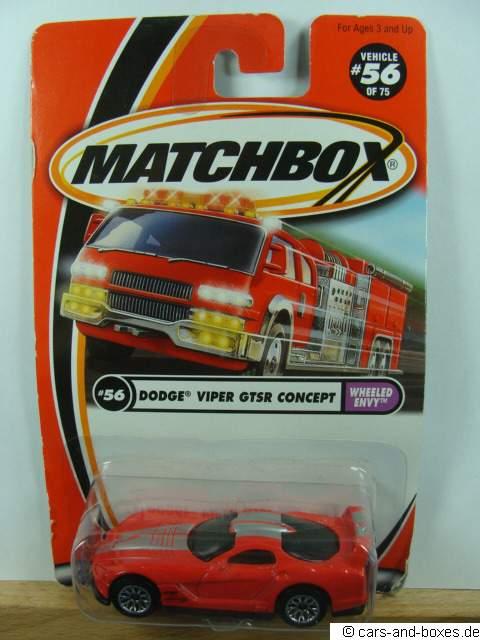Dodge Viper GTS-R - 18183