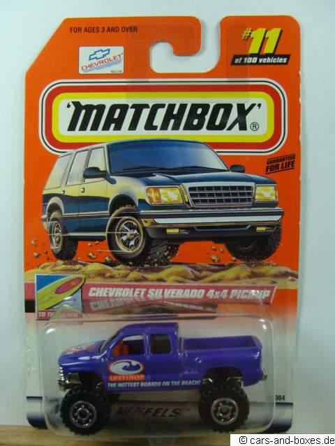 Chevrolet Chevy Silverado Pick-Up 4x4 - 18312