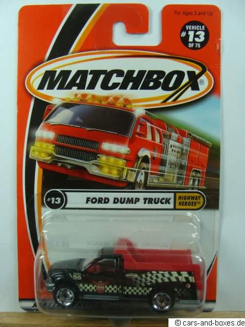 Ford Dump / Utility Truck - 18323