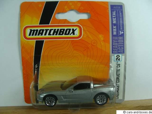 Chevrolet Chevy Corvette 2005 - 18612