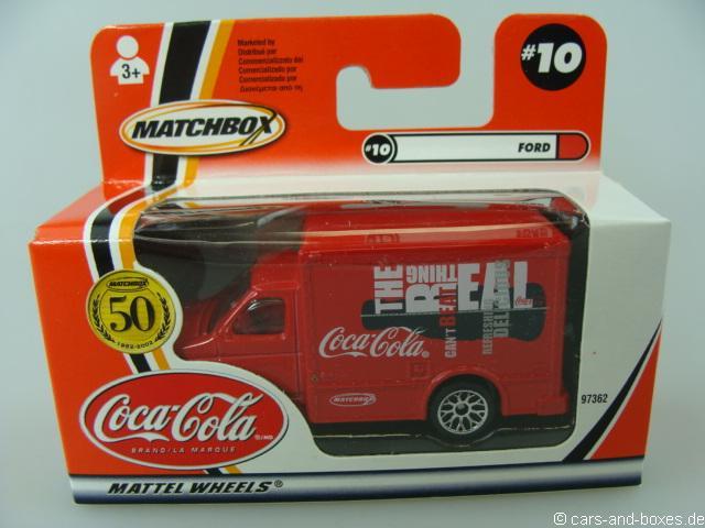 Ford Box Truck Coca-Cola - 18711