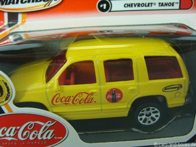 1997 Chevy Tahoe Coca-Cola - 18715