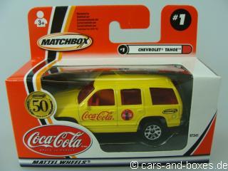 '97 Chevy Tahoe Coca-Cola - 18715